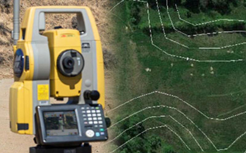 Topographic Survey Company In Bangalore